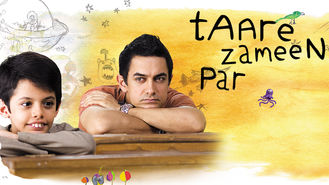 Netflix box art for Taare Zameen Par